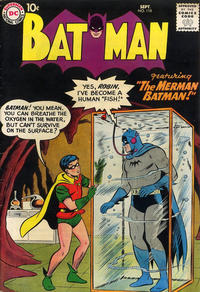 Cover for Batman (DC, 1940 series) #118