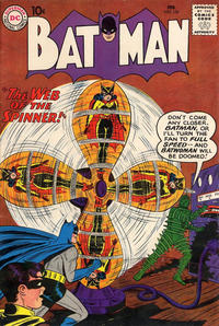 Cover Thumbnail for Batman (DC, 1940 series) #129