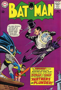 Cover for Batman (1940 series) #169