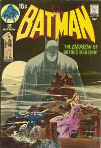 Cover Thumbnail for Batman (DC, 1940 series) #227