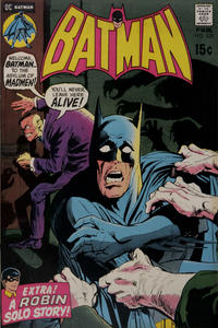 Cover Thumbnail for Batman (DC, 1940 series) #229