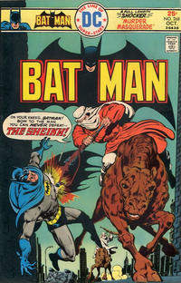 Cover Thumbnail for Batman (DC, 1940 series) #268