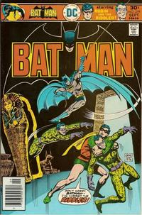 Cover Thumbnail for Batman (DC, 1940 series) #279