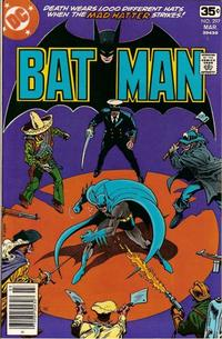 Cover for Batman (DC, 1940 series) #297