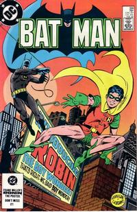 Cover Thumbnail for Batman (DC, 1940 series) #368 [Direct]