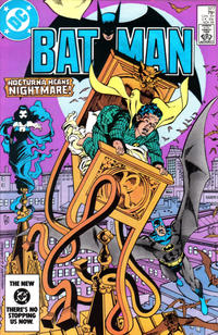Cover Thumbnail for Batman (DC, 1940 series) #377 [Direct]