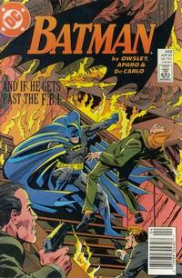 Cover Thumbnail for Batman (DC, 1940 series) #432