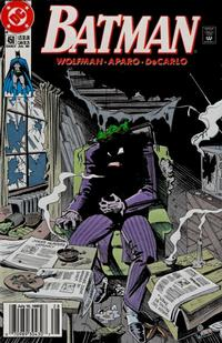 Cover Thumbnail for Batman (DC, 1940 series) #450