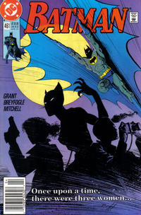 Cover Thumbnail for Batman (DC, 1940 series) #461 [Newsstand]
