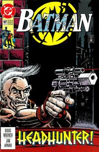 Cover Thumbnail for Batman (DC, 1940 series) #487