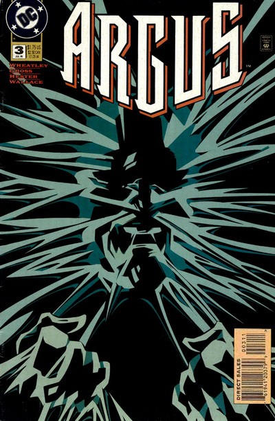 Cover for Argus (DC, 1995 series) #3