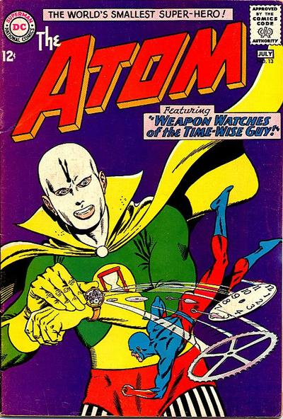 Cover for The Atom (DC, 1962 series) #13