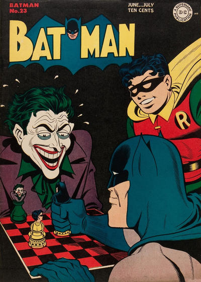 Cover for Batman (DC, 1940 series) #23