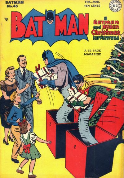 Cover for Batman (DC, 1940 series) #45