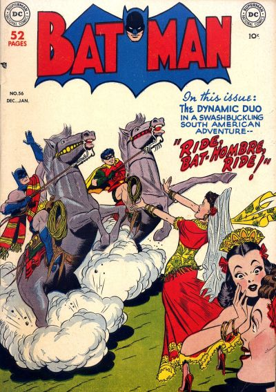 Cover for Batman (DC, 1940 series) #56