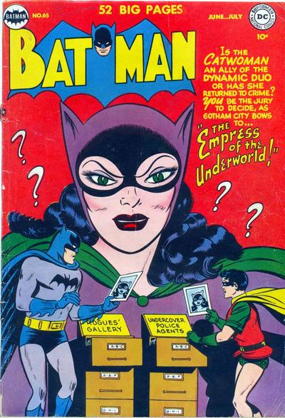 Cover for Batman (DC, 1940 series) #65