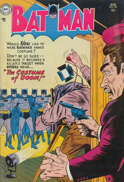 Cover for Batman (DC, 1940 series) #85