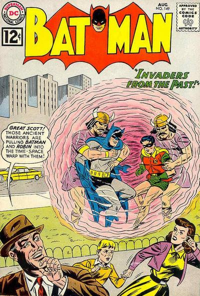 Cover for Batman (DC, 1940 series) #149