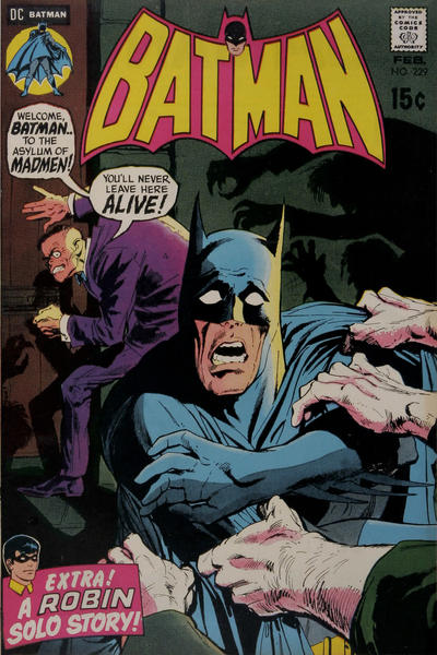 Cover for Batman (1940 series) #229
