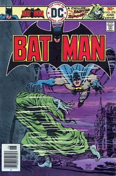 Cover for Batman (DC, 1940 series) #276