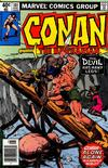 Cover Thumbnail for Conan the Barbarian (1970 series) #101 [Newsstand Edition]