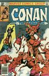 Cover Thumbnail for Conan the Barbarian (1970 series) #123 [Newsstand Edition]