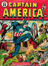 Cover for Captain America Comics (Marvel, 1941 series) #11