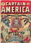Cover for Captain America Comics (Marvel, 1941 series) #35