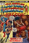Cover for Captain America (Marvel, 1968 series) #164 [Regular Edition]