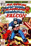 Cover Thumbnail for Captain America (1968 series) #214 [30¢ Cover Price]