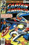 Cover for Captain America (Marvel, 1968 series) #229 [Regular Edition]