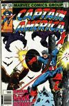 Cover Thumbnail for Captain America (1968 series) #238 [Newsstand Edition]
