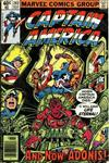 Cover Thumbnail for Captain America (1968 series) #243 [Newsstand Edition]
