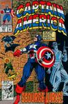 Cover for Captain America (Marvel, 1968 series) #397 [Direct Edition]