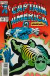 Cover for Captain America (Marvel, 1968 series) #420 [Direct Edition]
