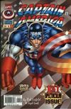 Cover Thumbnail for Captain America (1996 series) #1 [Variant Edition]