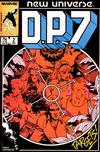 Cover for D.P. 7 (Marvel, 1986 series) #2 [Direct Edition]