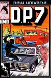 Cover for D.P. 7 (Marvel, 1986 series) #3 [Direct Edition]