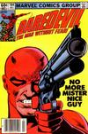 Cover Thumbnail for Daredevil (1964 series) #184 [Newsstand Edition]