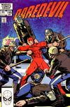 Cover for Daredevil (Marvel, 1964 series) #195 [Direct Edition]