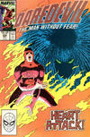 Cover for Daredevil (Marvel, 1964 series) #254 [Direct Edition]