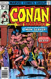 Cover Thumbnail for Conan the Barbarian (Marvel, 1970 series) #80 [Regular Edition]