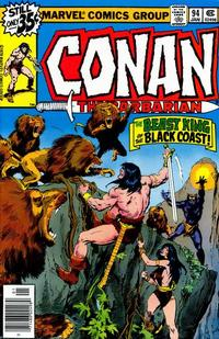 Cover Thumbnail for Conan the Barbarian (Marvel, 1970 series) #94 [Regular Edition]