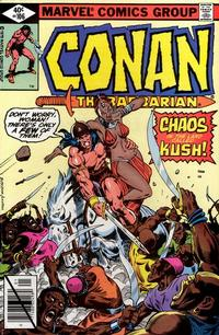 Cover Thumbnail for Conan the Barbarian (Marvel, 1970 series) #106 [Direct Edition]