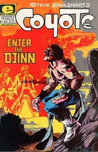 Cover Thumbnail for Coyote (Marvel, 1983 series) #3