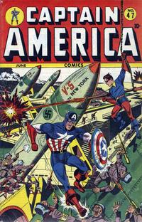 Cover Thumbnail for Captain America Comics (Marvel, 1941 series) #47