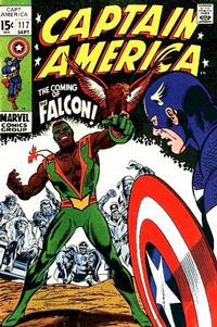 Cover Thumbnail for Captain America (Marvel, 1968 series) #117