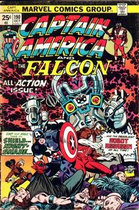 Cover Thumbnail for Captain America (Marvel, 1968 series) #190 [Regular Edition]