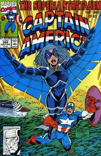 Cover Thumbnail for Captain America (Marvel, 1968 series) #389 [Direct Edition]