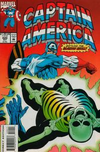 Cover Thumbnail for Captain America (Marvel, 1968 series) #420 [Direct Edition]
